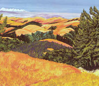 Peter's Field, Coleman Valley Road, Sonoma County, 1994