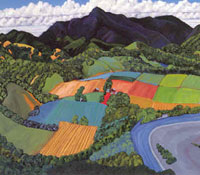 Digger Bend, Russian River, Sonoma County, 1993